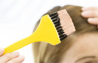 pintando-cabelo