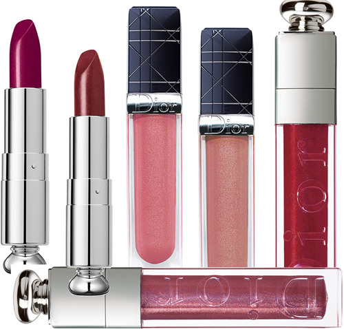 dior batom e gloss Dior Jazzclub collection 2009   make up