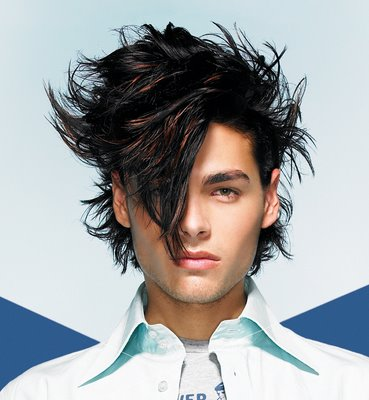 cabelo repicado