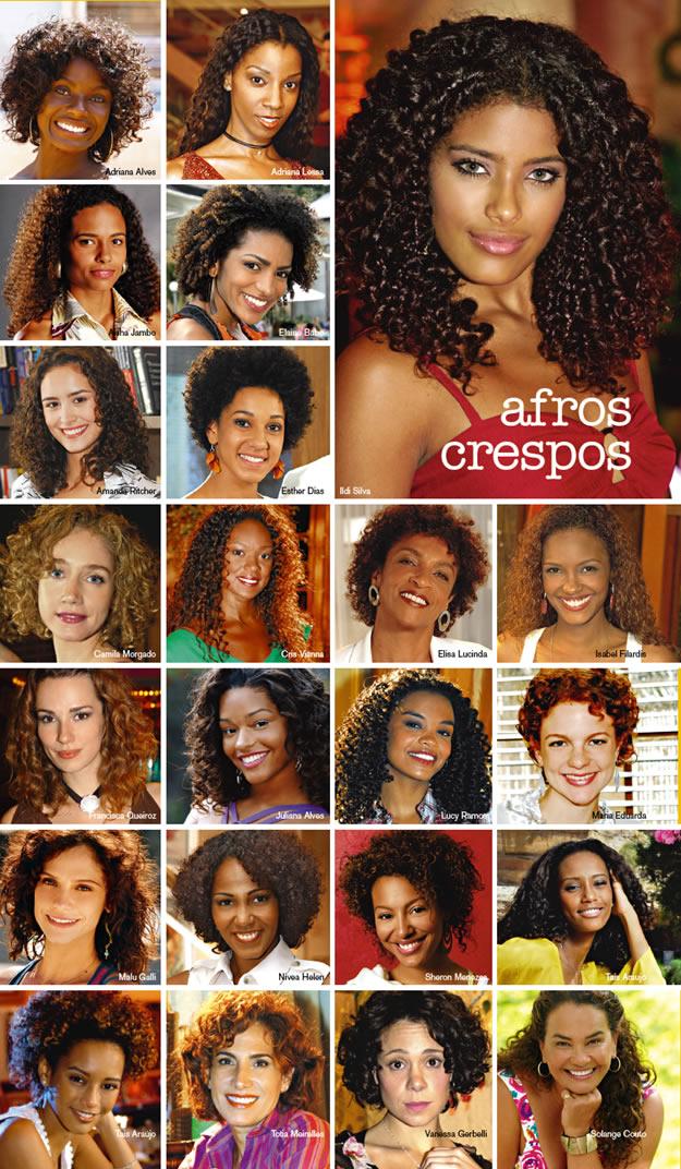 cortes cabelos afro