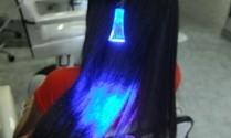 Hidratação a laser para cabelos – Photon hair