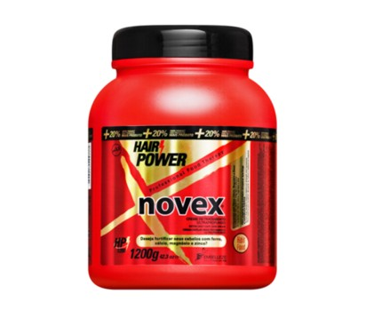 hairpower novex embelleze Novex Hair Power   Embelleze