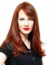 cabelo vermelho cereja 101x135 Cabelo Vermelho   Fotos e Dicas