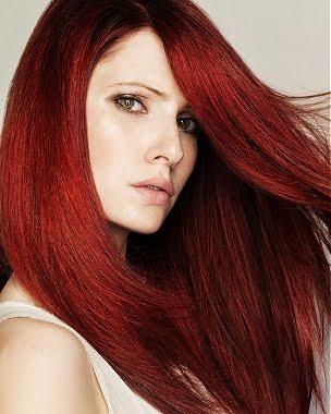 Belleza Irónica: Tintes Fantasía: Rojo