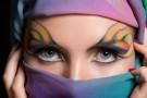maquiagem para carnaval 5 135x90 Maquiagem de Carnaval   Fotos