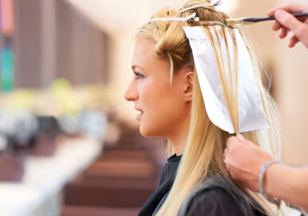 como corrigir cabelos manchados 1