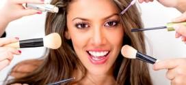 Como usar maquiagem para afinar o rosto