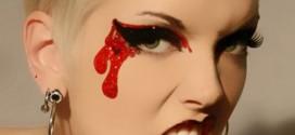 Como fazer sangue falso para Halloween