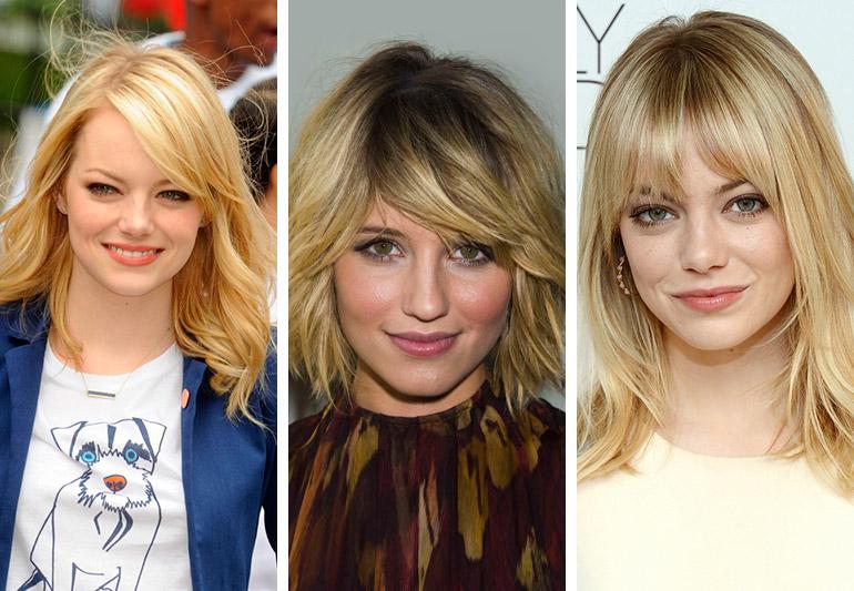 moda para os cabelos no Verão 2015
