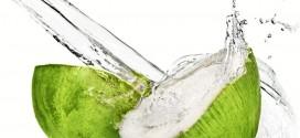 Hidratação caseira para cabelos com água de coco